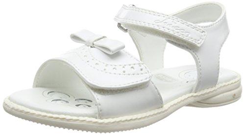 ChiccoSandale Cesarina - Sandali alla caviglia Bambina , Bianco (Blanc (300)), 26