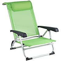Red Mountain Aluminium Deluxe Beach Chair