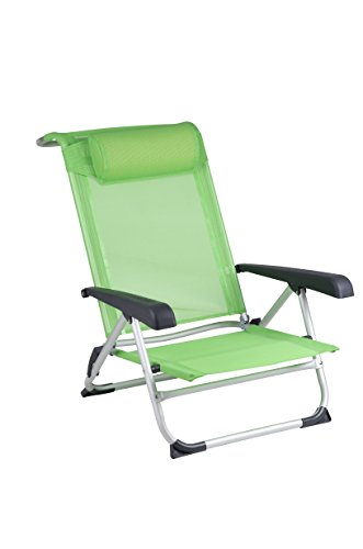 Red Mountain - Chaise de Plage - Saint-Tropez - Vert