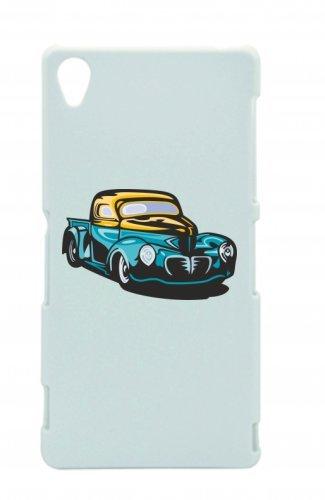 Smartphone Case Hot Rod Sport carrello auto d epoca Young Timer shellby Cobra GT muscel Car America Motiv 9792per Apple Iphone 4/4S, 5/5S, 5C, 6/6S, 7& Samsung Galaxy S4, S5, S6, S