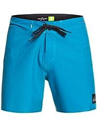 Quiksilver Highline Kaimana 16 Sr Pantalones Cortos, Hombre, Azul (Caribbean Sea), 36