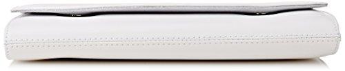 Clutch Da Donna Picard Auguri, 26x11x3 Cm Bianco (bianco)