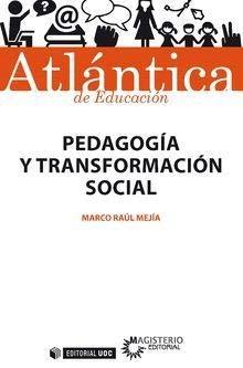 Pedagogía y transformación social (Atlántica)