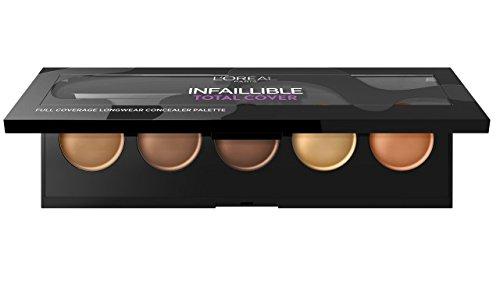 L 'Oréal Paris Infaillible total Cover Base maquillaje