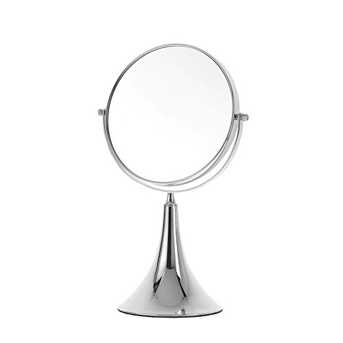 Miroir Danielle Chrome