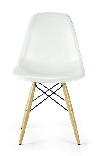 Silla Style wood ADULTO - MSD15317019 - Blanco