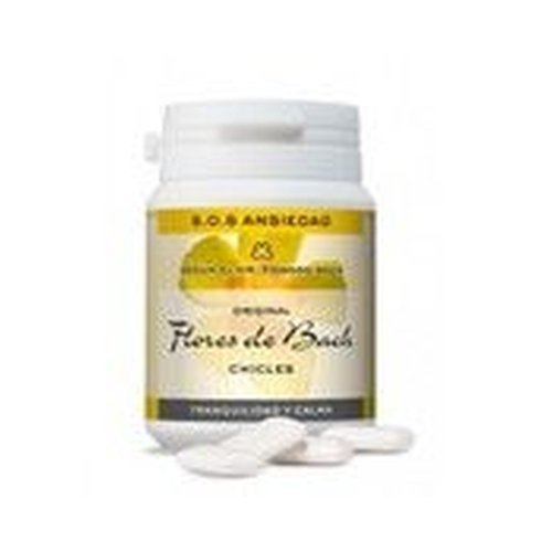 chicle-flores-de-bach-ansiedad-40-chicles-de-lemon-pharma