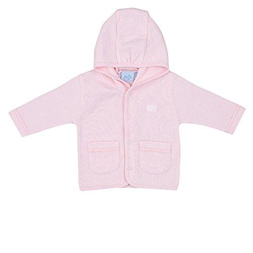 Feetje Unisex - Baby-Jacke mit Kapuze 518.071 rosa (192) Gr.62 -