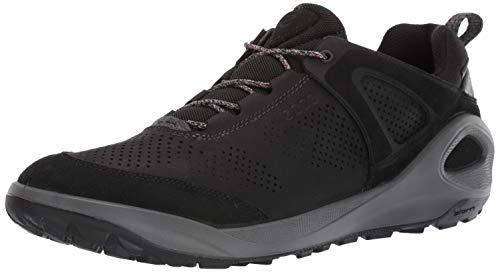 ECCO Herren BIOM2GO Sneaker, Schwarz Black 51052, 43 EU
