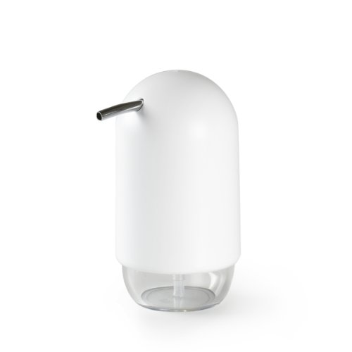Umbra 023273-660 Dispensador de Jabón Touch Bomba Blanco