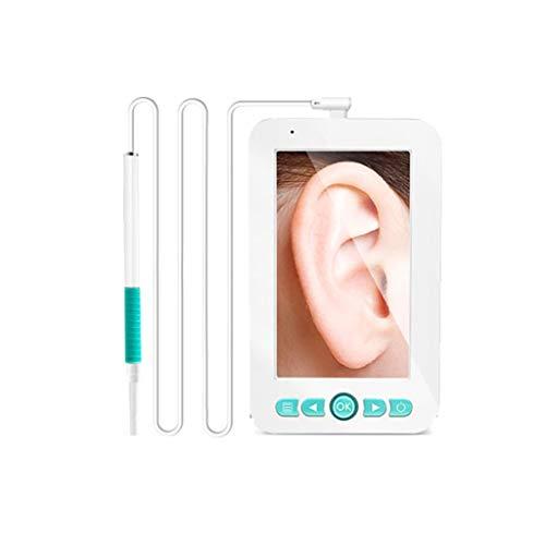 WM Home Mit Bildschirm Otoscope Visual Ear Löffel Handy Universal Endoskopische Otoskopkamera Otoskop Visual Otoscope - Trichter-bildschirm