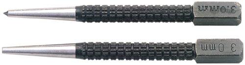 Draper 13509 Nail & Centre Punch Set 3mm Test