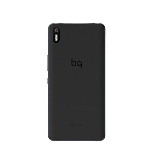BQ Aquaris X5 - Smartphone de 5   Android  Dual SIM  13 MP  2 GB de RAM  16 GB  negro
