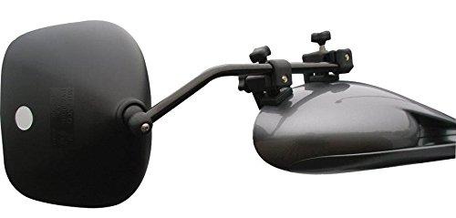 Preisvergleich Produktbild Milenco 2080 Grand Aero Konvex-Spiegel,  2er Pack