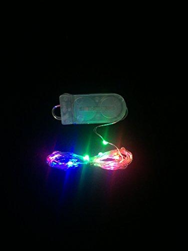 Ficelle des Lumières Fée Micro LED Coloré