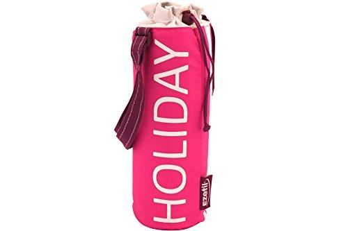 Ezetil Flaschenkühler Holiday 2,4 Ltr pink Getränke Kühlung