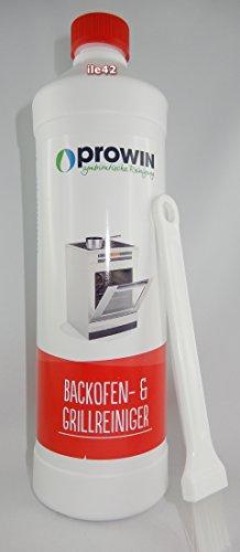 ProWin Backofenreiniger 1000ml ink. Pinsel (500ml 22,99Euro)