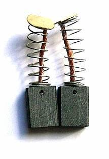 Preisvergleich Produktbild Kohlebürsten kompatibel zu Makita TW 0200, TW 0350, 6830
