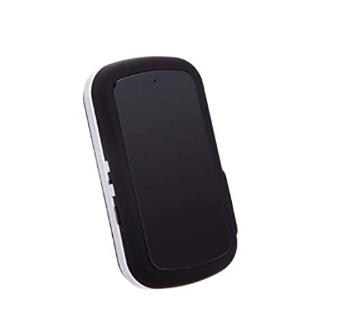 GPS Tracker, Version 2019 - Tracking Device for Property, Vehicles, People Via SMS and App - 5000mAh Battery (No Monthly Fee)