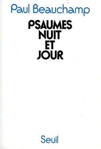 Livres gratuits Psaumes nuit et jour pdf, epub ebook