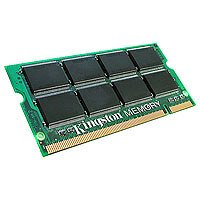 Kingston KVR133X64SC3L/128 SO-DIMM PC133 128MB 3rd Kingston (Low Profile) Notebook-Arbeitsspeicher -