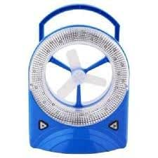 VEDANT 2 in 1 Portable Mini Hand Held Rechargeable Fan With LED Light very useful for power cuts