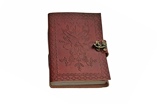 SZCO Supplies Green Man Journal
