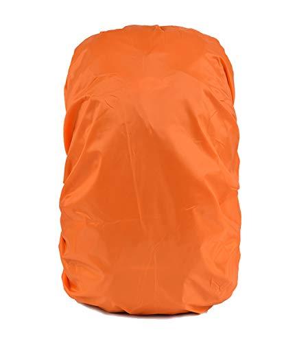 onyorhan 60L 65L 70L 75L Parapioggia per Zaino Impermeabile Custodie Sacco Copri Zaino Pioggia (Arancione)