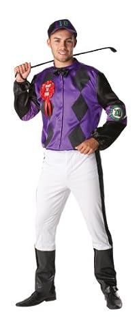 Rubie's Official Jockey Male Fancy Dress - Standard