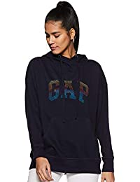 GAP Women's Plain Slim fit Sweatshirt