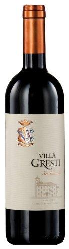 Preisvergleich Produktbild 6x 0,75l - 2010er* - San Leonardo - Villa Gresti di San Leonardo - Trentino I.G.P. - Südtirol - Italien - Rotwein trocken