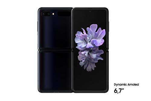 Samsung Galaxy Flip Z (17,03 cm) 256 GB interner Speicher, 8 GB RAM, Dual SIM, Deutsche Version, mirror black