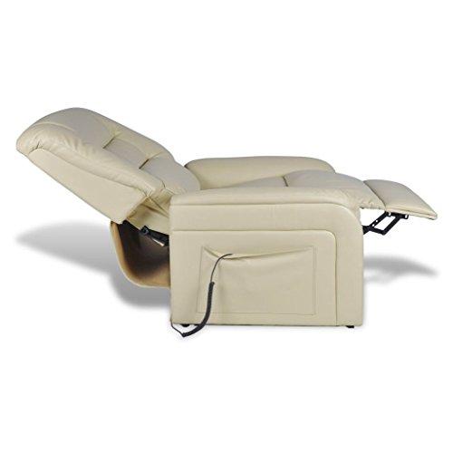 vidaXL Relaxsessel mit Aufstehhilfe Elektrisch - 9
