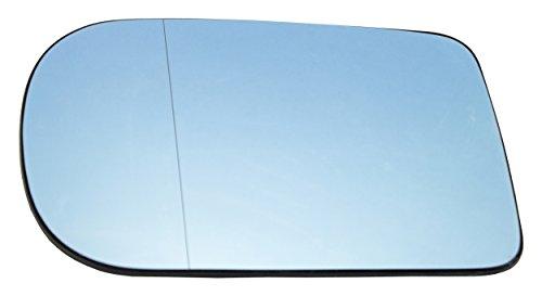 TarosTrade 57-0582-L-45870 Spiegelglas Heizbar Blaues Links (45870)