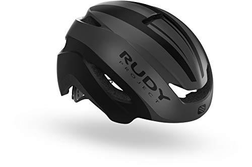 Rudy Project Volantis Helmet Black Stealth Kopfumfang L | 59-61cm 2019 Fahrradhelm
