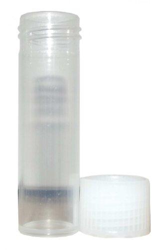 10 Schraubröhrchen 54 x 16 Globulibehälter 5ml Labor