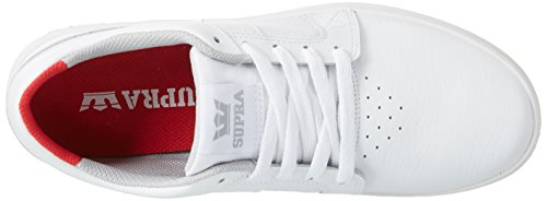Supra Herren Ineto Low-Top Weiß (White-White)