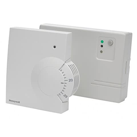 Honeywell Y6630D1007 Battery Powered Wireless Room Thermostat