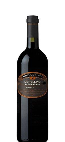 Morellino Di Scansano D.O.C.G. Riserva Morellino Di Scansano Docg 2015 Grillesino Rosso Toscana 14,0%