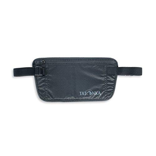 Tatonka Geldaufbewahrung Skin Document Belt Black, 12 x 23 cm -