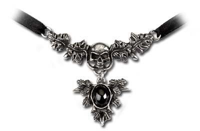 Alchemy Gothic-Ciondolo motivo: Catafalque