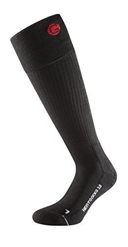 Lenz Heat Sock 3.0, Noire, 45-47, 1030