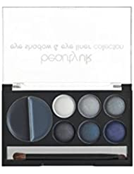 Beauty UK Cosmetics Eyeshadow and Eyeliner Palette, Smoke Screen Number 3