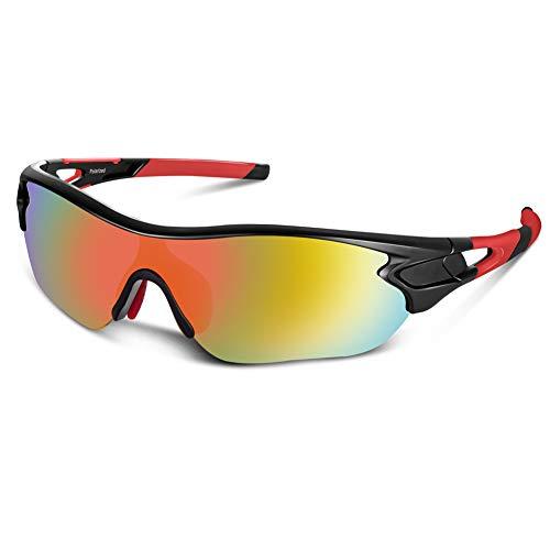 Gafas de sol polarizadas deportivas para hombres