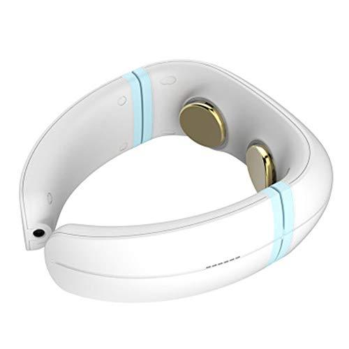 Preisvergleich Produktbild QBLDX Gebärmutterhalsmassagegerät,  Spracherkennungs-Mensch-Computer-Inte...  U-förmiges Massagegerät,  multifunktionale Gebärmutterhalsmassage für den Haushalt