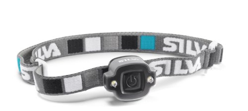 Silva Stirnlampe Headlamp Siju Cube Grey