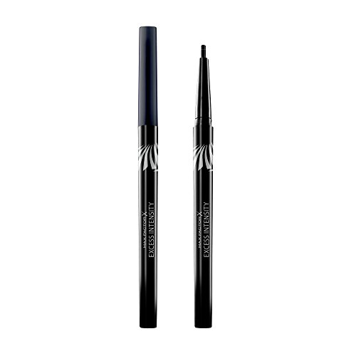 Max Factor Excess Intensity Longwear Eyeliner Charcoal, 1er Pack (1 x 2 g)