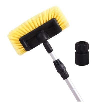 XH Shop Car wash mop Autowaschmopp Autowaschbürste Wasserbürste Langstiel Teleskop-Autobürsten-Reinigungswerkzeug Wash Mop