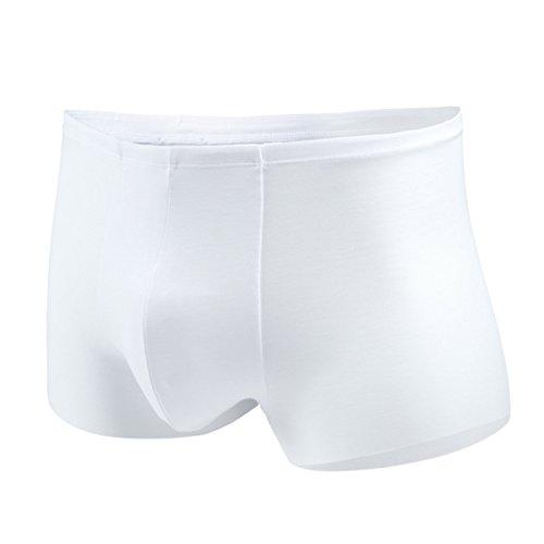 Modale Boxer Biancheria Intima Confortevole Informale 2