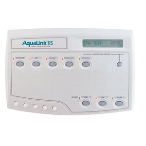 Zodiac 6888 AquaLink RS6 All Button Combo Pool and Spa Indoor Wired Control Panel